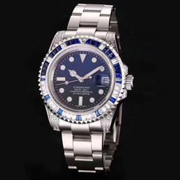 Wholesale Classic Swiss Watch - Top luxury brand commemorative limited edition diamond men's calendar watch automatic machinery Swiss brand AAA classic noble