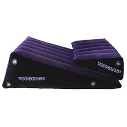 Wholesale Sex Wedges - TOUGHAGE Big Size Ramp & Wedge Combo Position Master Sex Cushion Set, Sex Toys For Couples,Erotic Furnitures Adult Products