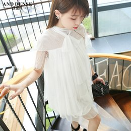 Wholesale Breastfeeding Tops L - maternity dress bud silk skirt lacy dress maternity breastfeeding tops nursing clothes stand collar bowknot