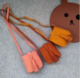 Wholesale One Shoulder Satchel Handbags - Bohemia Beach Shoulder Bags Child Backpack Handbag Kids Bags Satchel Bag Girls Backpacks 2017 Lace Tassels Bag Backpack Purses Girls Bags