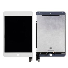 Wholesale Ipad Lcd Wholesale - High Quality LCD for iPad mini4 LCD Touch Screen Digital Converter, Black White Mixed Order Free Shipping