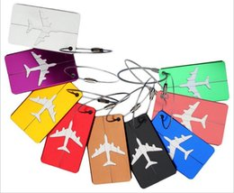 Wholesale Cute Suitcases - Laggage&bags Accessorles Cute Novelty Rubber Funky Travel Luggage Label Straps Suitcase Luggage Tags Free Shipping