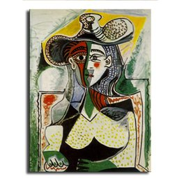 Wholesale Picasso Print Abstract - oil Painting Picasso Hd printcanvas painting Photo print painting Print Wall Pictures forliving Room Picture GM-032