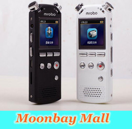 Wholesale Hd Pen Camera 4gb - Wholesale- Mrobo M58 Mini Camera Pen HD Digital Audio Sound Voice Recorder Caneta Grabadora Gravador De Voz Espia MP3 Player 8G Dictaphone