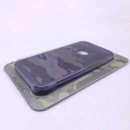 чехлы для телефонов asus Скидка Камуфляж PC + TPU Smart Phone Case задняя крышка для Iphone 7 Samsung S8 Xiaomi Huawei LG Ipad Asus OPPO Vivo с розничной упаковке 100 шт.