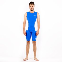 Wholesale Woman Swimwear Competition - HXBY Man Boys Colorful Two Piece Fastskin Waterproof Body Suit Sport Competition Racing Technical Full Knee Length Swimwear Swimsuit-760