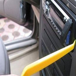 attrezzo del pattino del pannello Sconti All'ingrosso- Affidabile 4pcs Auto Car Radio Door Clip Panel Trim Dash Audio installazione di rimozione Pry Tool Car 21 dropshipping