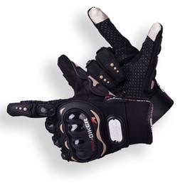 Wholesale Motorcycle Gloves Woman - Fashion New Screen Touch Motorcycle Gloves Luva Motoqueiro Guantes Moto Motocicleta Luvas De Moto Cycling Motocross Gloves 01CP Gants Moto