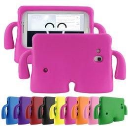 "Wholesale Ipad Rubber Case Pink - Kids Shock Proof EVA Foam Handle Case Cover For Apple iPad & 7"" Samsung Tablet's"