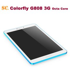 """Wholesale Android Tablet 16g - Wholesale- 8"""" Colorful G808 3G Octa Core MTK6592 Phone Call Tablet PC IPS 1280x800 RAM 1G 2G ROM 16G Android 4.4 Bluetooth GPS"""
