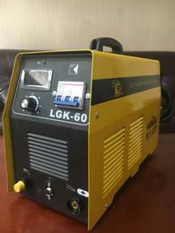 Wholesale Inverter Air Plasma Cutting Machine - Inverter DC Air Plasma Cutting machine LGK-60 plasma cutter