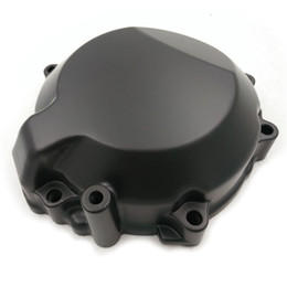 Wholesale Zx Engine - Motorcycle Engine Crank Case Stator Cover For Kawasaki ZX-10R 2006-2010