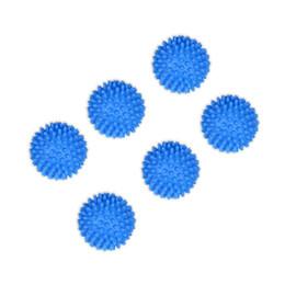 Azul Lavado Secador de bolas Hace que lavar la ropa limpia Suaviza las telas Lavado Secadora Lavandería Bolas Tela desde fabricantes