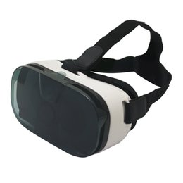 Wholesale Head Games Movie - Wholesale- Svpro 3D VR Box Virtual Reality 3D VR Glasses Head Mount 3d Movie Game VR Headset For HTC Samsung Google smartphone