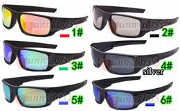 ADEDI = 10 ADET 6 renkler Fabrika Fiyat en çok satan erkekler krank spor güneş gözlüğü unisex asetat uv400 gözlük kadınlar için ücretsiz kargo nereden