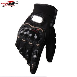 Wholesale Women S Hot Gloves - Wholesale- Hot Sale Motorcycle Gloves motorbike Moto luvas motociclismo para guantes motocross 01C motociclista women men racing gloves