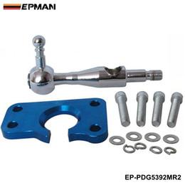 EPMAN Hızlı Shift Için Kısa Atmak Shifter Kiti Toyota MR2 SW20 SW22 GT GTS 3 S-GE / GTE 89-99 EP-PDG5392MR2 cheap short throw nereden kısa atış tedarikçiler