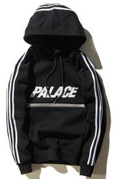 Wholesale Mens Streetwear - New designer hoodie for men hoodies sweatshirt palace Harajuku streetwear track suit mens hip hop