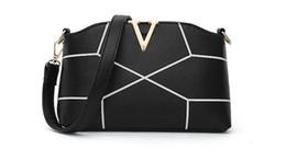 Wholesale Manufacturer Black Hair - Female bag 2017 new lady Korean envelope bag fashion stitching simple Messenger single shoulder handbag manufacturers on behalf of the hair