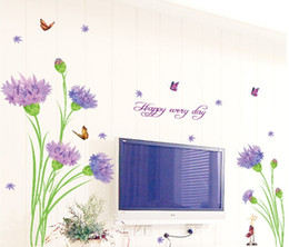 Wholesale Removeable Vinyl - Wall Stickers Student Dormitory Decorative Art Decal Removeable Wallpaper Mural Sticker for Kids Room Bedroom Room Adhesive