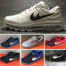 timeless design 289a0 4a6ce Nike Air Max 2018 2017 nuevos Mens de la llegada calza la zapatilla de  deporte Maxes 2017 de los hombres de los zapatos La alta calidad ocasional  para ...
