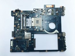 Wholesale Lenovo Ideapad Motherboards - Wholesale Brand New High quality for Lenovo Ideapad Y570 motherboard PIQY1 LA-6882P HM67 PGA989 DDR3 GT550M 2GB Fully Tested