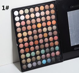Wholesale Eyeshadow Shimmer 88 - Newest Pro 88 Colors Shimmer Matte Eye Shadow Professional Makeup Eyeshadow Palette Beauty Make Up Pallete Kit