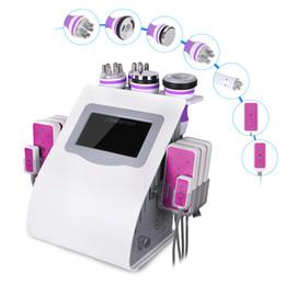Canada Liposuccion ultrasonique de haute qualité 40k cavitation 8 protections laser lipo LLLT amincissant la machine r Offre