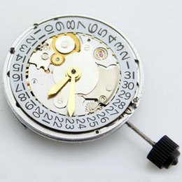 Wholesale 2824 Watch - Asia Shanghai ETA 2824 automatic mechanical movement Replacement High Quality Watch Movement Watch Accessories Brand New Free Shipping P577