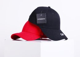Wholesale fashion boo - 2017 new Fashion hip hop Bryson Tiller Boo Ghost Trapsoul Black cap hat Embroidered Fast Shipping Martin Show VETEMENTS Cap bone gorras swag