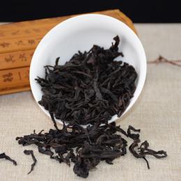 Wholesale Stomach Warmer - Top Class dahongpao without smoke Wuyi Black Tea 50g+Secret Gift+free shipping Organic tea Warm stomach the chinese tea