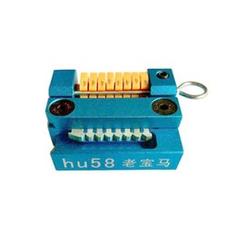 Wholesale Manual Dodge - HU58 Manual Key Cutting Machine Support All Key Lost for BMW Old Models Key Maker