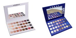 Wholesale Eye Shadow 32 Color - Newest Mega LORAC PRO 32 Color Eye Shadow Palette Blush Eyeshadow Makeup Cosmetic Palette from grandsky