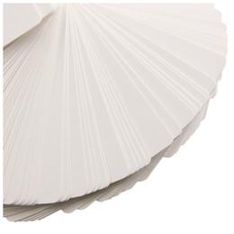 Argentina Venta al por mayor-100 etiquetas de papel en blanco del colgante de papel del banquete de boda Favor del precio de la etiqueta tarjetas de regaloCOLOR: Blanco Suministro