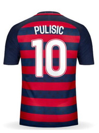 Wholesale Manning S - Custom Your 17-18 Jersey Top Thai Quality customized Personalized Team Jerseys, #10 PULISIC 2017 Gold Cup Jersey Shirts,Hot Soccer Jerseys