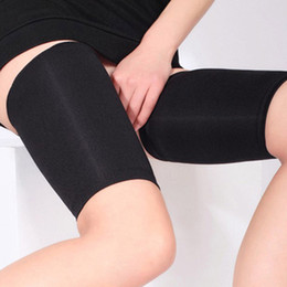 Wholesale wholesale slimming products - 2PCS Slimming Thighs Shaper Elastic Stretch Plastic leg socks set for Leg Weight Loss Product Slimming Thighs Shaper Elastic Stretcwholesale
