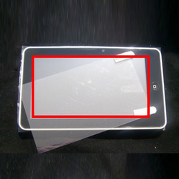 Wholesale Screen For Tablet Gps - 7 8 9.7 10 inch Universal Tablet Screen Protector Guard lcd Screen Protective Film For 7 8 10 inch tablet GPS MP4