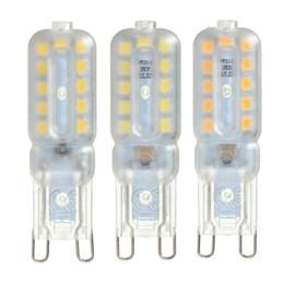 Melhor bulbo dimmable conduzido on-line-Melhor Promoção G9 4 W LED Corn Spot Cápsula Lâmpada 220lm 22SMD Substituir Lâmpada de halogéneo 2835 SMD Não Regulável AC110V / 220 V