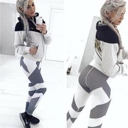 Wholesale Skinny Leg Patterned Pants - 2016 Women's Leggings Patchwork Fitness American UAE Legging Jeggings Work Out Cotton Women Lady Pants Elastic Leggins