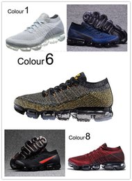 Wholesale Tan Shoes Men Fashion - Cheap New Vapormax Mens Shoes For Men Sneakers Women Fashion Athletic casual Shoe Hot Corss Hiking Jogging Walking Outdoor Shoe