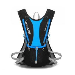Wholesale Nordic Walking - Sports Running Water Bags Bladder Hydration Cycling Backpack Outdoor Trail Trekking Hiking Nordic Walking Bicycle Bag Camelback