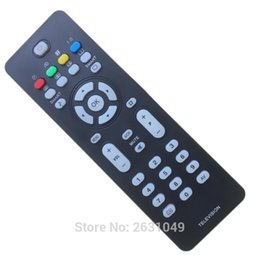 Wholesale Lcd Led Smart Tv - Wholesale- remote control suitable for philips TV smart lcd led HD 42PFL7422 47PFL7422 RC 2023601 01 rc2023617 01