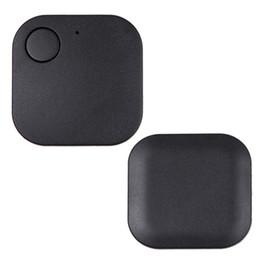 2019 etiqueta bluetooth Tuerca Mini Buscador Inteligente Etiqueta Bluetooth Rastreador de GPS Monedero Dominante Niños Mascotas Gato Gato Bolsa de Niños Localizador de Teléfono Sensor de Alarma Perdido Opp Bolsa etiqueta bluetooth baratos