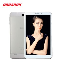 Wholesale tablet 4g sim - Wholesale- Tablet Pc Octa Core 8 inch Double SIM card T8 4G LTE phone mobile metal android tablet pc RAM 4GB ROM 32GB 8MP IPS wifi GPS