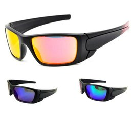 Wholesale Sun Glass Price - Low Price Men Women Fashion Sunglasses Fuel Cell Outdoor Sports Cycling Wind Goggle Sun Glasses Resin Lenses Designer Eyewear Free shipping