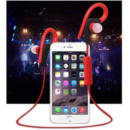 Wholesale Headphones For New Ipad - new BT-1Wireless Bluetooth4.1 Music Headset Mini Sport Stereo Earphone earbuds Handfree Headphone for Phone iPhoneX 8 7 6 Samsung iPad