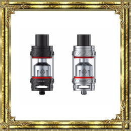 Wholesale Threading Metal - clone SMOK TFV12 Tank 6ml Top Filling Airflow Control Cloud Beast King Atomizer For 510 Thread Box Mod VS smok TFV8