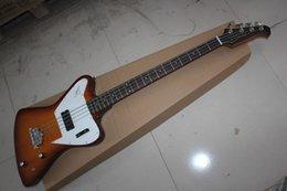 Wholesale Guitar Thunderbird - Wholesale- Wholesale High Quality Newest 4 strings G Thunderbird IV VSunburst bass Guitar Free Shipping