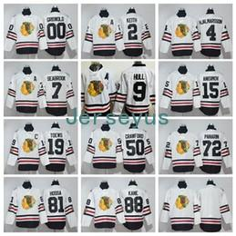 Wholesale Duncan Keith - 2017 Winter Classic Blackhawks Jerseys Chicago Ice Hockey 88 Patrick Kane 2 Duncan Keith 19 Jonathan Toews 81 Hossa 72 Panarin 00 Griswold