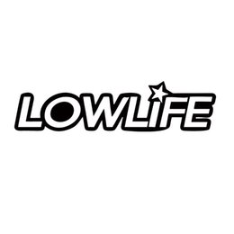Wholesale graphic stars - For Low Life Star Sticker Funny Race Sticker Jdm Vinyl Decal Personality Car Styling Car Window Graphics Decor Art